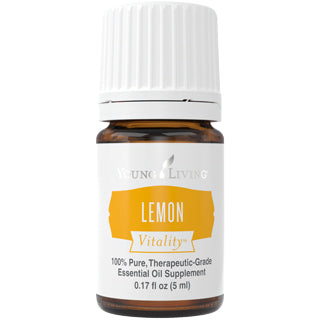 Young Living Lemon Vitality Essential Oil - 5ml