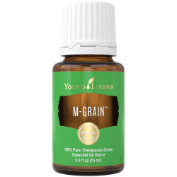 Young Living M-Grain Essential Oil Blend - 15ml