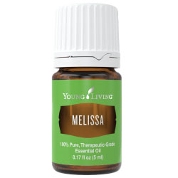 Young Living Melissa Essential Oil - 5ml