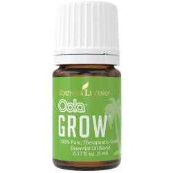 Young Living Oola Grow Essential Oil Blend - 5ml