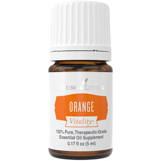 Young Living Orange Vitality Essential Oil - 5ml