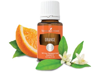 Young Living Orange Essential Oil - 15ml