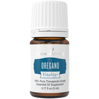 Young Living Oregano Vitality Essential Oil - 5ml