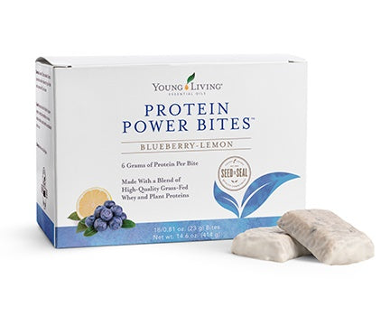 Young Living Protein Power Bites
