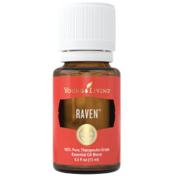 Young Living Raven Essential Oil Blend - 15ml