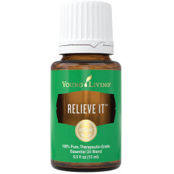 Young Living Relieve It Essential Oil Blend - 15ml