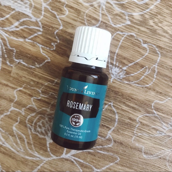 Young Living Rosemary Essential Oil - 15ml