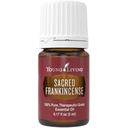 Young Living Sacred Frankincense Essential Oil - 5ml