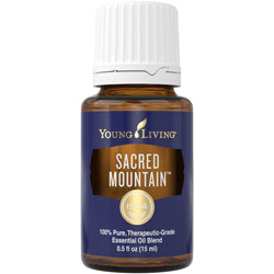 Young Living Sacred Mountain Essential Oil Blend - 15ml