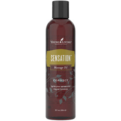 Young Living Sensation Massage Oil - 8oz