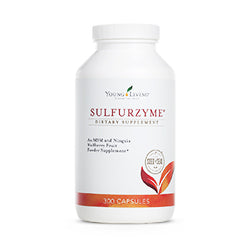 Young Living Sulfurzyme Capsules - 300ct