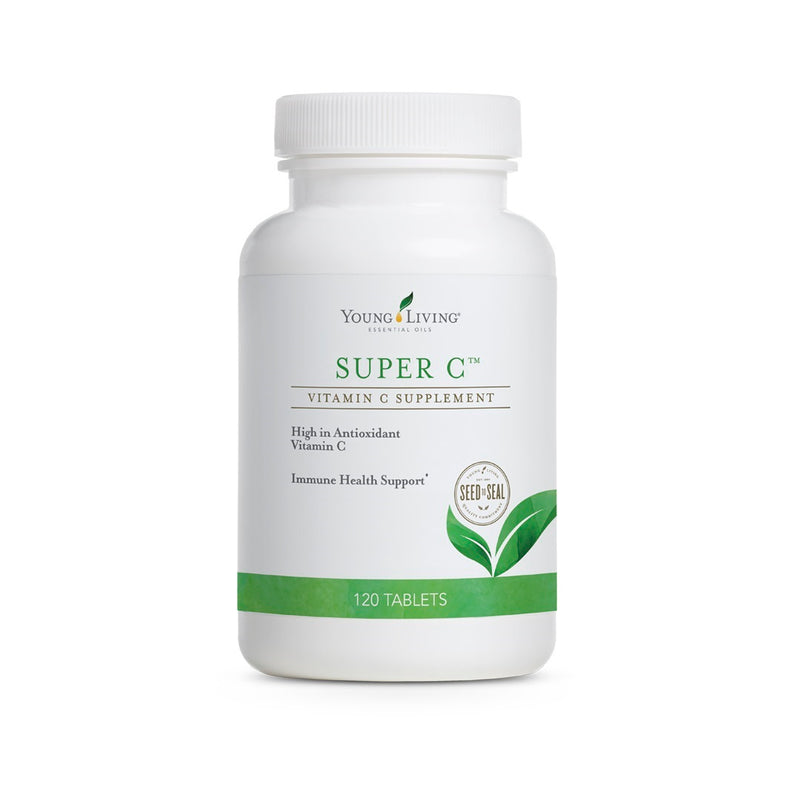 Young Living Super C Tablets - 120ct
