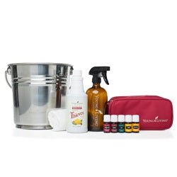 Young Living Thieves Home Cleaning Kit