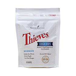 Young Living Thieves Essential Oil Infused Cough Drops