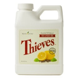 Young Living Thieves Fruit & Veggie Soak - 16 fl. oz