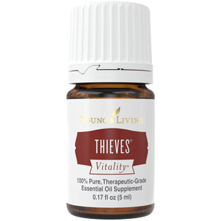 Young Living Thieves Vitality Essential Oil - 5ml