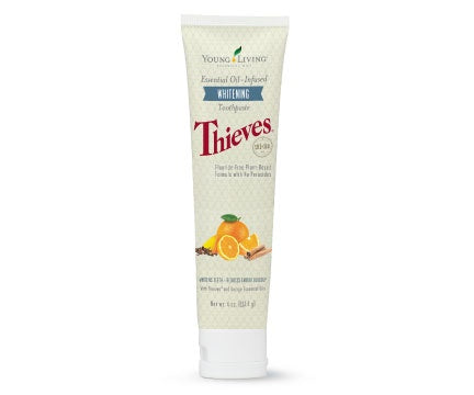 Young Living Thieves Whitening Toothpaste - 4oz