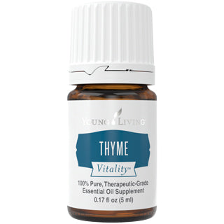 Young Living Thyme Vitality Essential Oils - 5ml