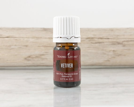 Young Living Vetiver Essential Oil - 5ml