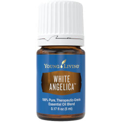 Young Living White Angelica Essential Oil Blend - 5ml