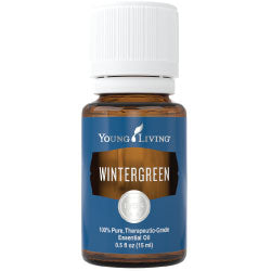 Young Living Wintergreen Essential Oil - 15ml