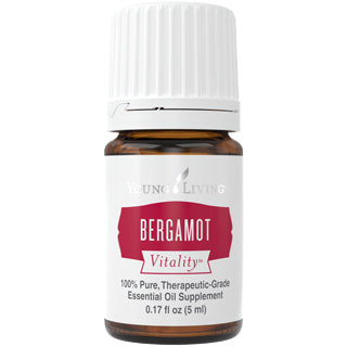 Young Living Bergamot Vitality Essential Oil - 5ml