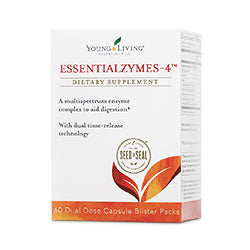 Young Living Essentialzymes-4 -120ct