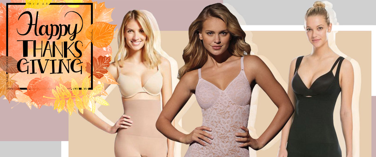 Celebrate this Thanksgiving Day with the Best Body Shapers for Women and Men