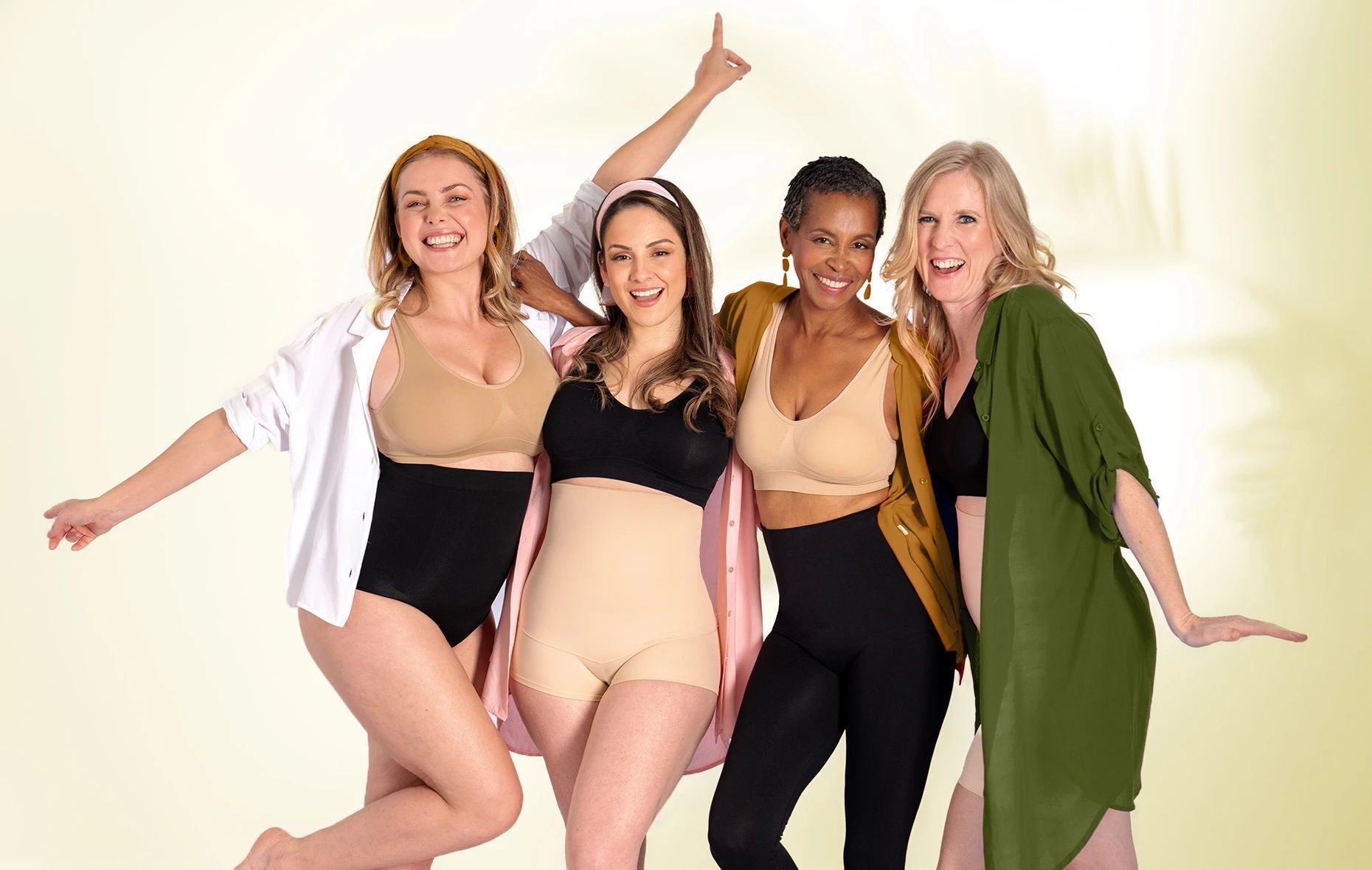 Happy National Shapewear Day! Flaunt your Confidence!