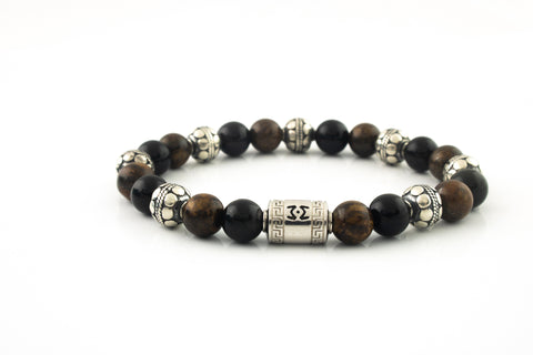 Silver Guru | Blackwood Set | 8mm
