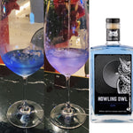 Magic colour changing gin