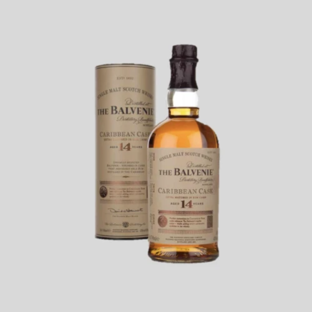 Balvenie 14 Years Caribbean Cask Alcohol Delivery Singapore Cheap Balvenie 14 Years Caribbean Cask Singapore