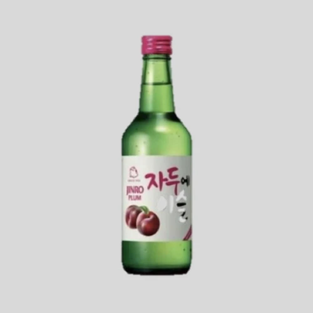 Chamisul Jinro Plum Soju Alcohol Delivery Singapore Cheap Soju Singapore