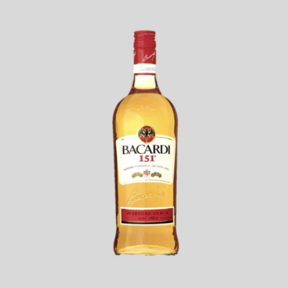Bacardi 151 Alcohol Delivery Singapore Cheap Bacardi 151 Singapore