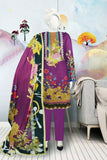 RABI UL AWAL Sale 3pc Linen just in 1225