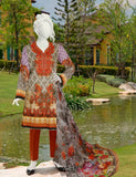 3pc Masoori Lawn just in 1400