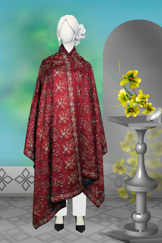 Heavy Embroidered Shawl just in 2200