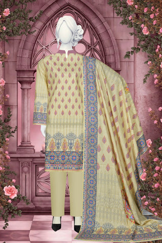 3pc Premium Dhanak just 1500