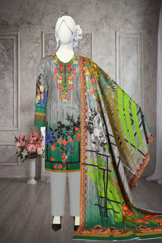 Sale on JACQUARD 3pc just in 1350