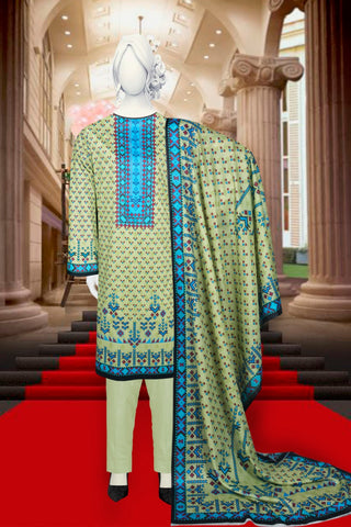 3pc Alkaram Lawn just in 1350