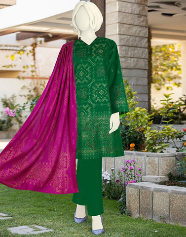Eid Collection BANARSI JACQUARD BROSHA just in 2400