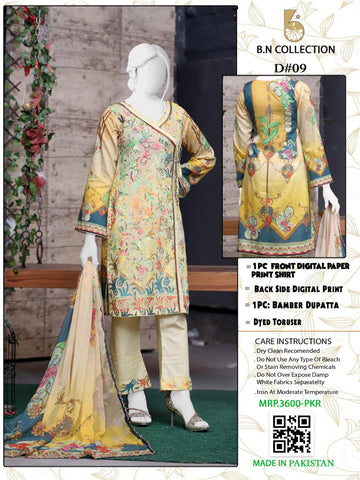 EID COLLECTION Mix VOL LAWN
