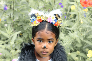 Skunk Crown from Woodland Collection