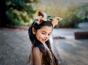 Deer Halo crown