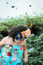 Load image into Gallery viewer, Cristina  Crown Inspired |Felt Floral Crowns