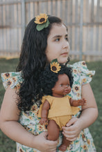 Load image into Gallery viewer, Doll And Me Sunflower Set[Doll/Kid not included]