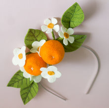 Load image into Gallery viewer, Orange Bliss Headband