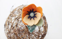 Load image into Gallery viewer, Fall-ing in Love Collection/felt/flower crowns/felt flowers/photoprops/newborn/fall/autumn/birthdays