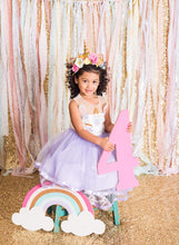 Load image into Gallery viewer, Magical Creatures /unicorn//crowns//feltflowers//birthday/magical//Fantasy|unicorns |felt