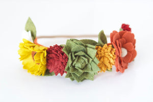 Original Blossom Fall Crown